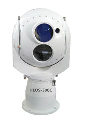 Daytime / Night Vision Electro Optical Surveillance System With Long Range Control