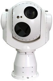 Security Shore Based Electro Optical Surveillance System With Night Vision High End